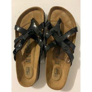 Birkenstock Betula Black sandals size 37